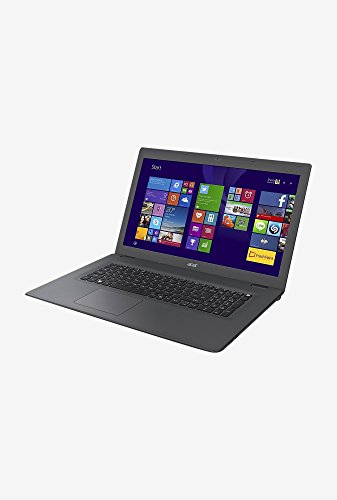Acer Aspire E E5-522G Laptop (Windows 10, 8GB RAM, 1000GB HDD) Black Price in India