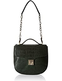 Hidesign  Women Shoulder Bag (Emerald)(SB ELSA)