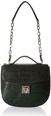 Hidesign Women Shoulder Bag (Emerald)(SB ELSA)