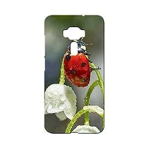 BLUEDIO Designer Printed Back case cover for Asus Zenfone 3 (ZE520KL) 5.2 Inch - G1866