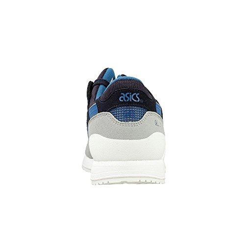 Chaussures Gel Lyte III Gs India Ink W h16 - Asics Noir-Gris-Bleu