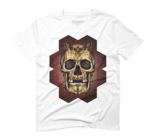 Breaking The Silence Men's Graphic T-Shirt - Design By Humans White