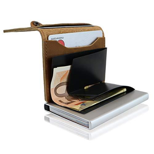 48395fa3cf Zoom IMG-2 porta carte di credito ewallet