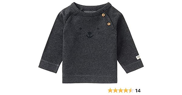 Noppies U T-Shirt Ls Arlington Mixte b/éb/é