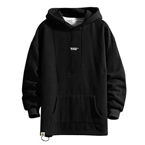 ➤Refill➤Herren Hoodie Pullover mit Kapuze Unisex Kapuzensweater 7D Druck Hoodie Kapuzenpullover Langarm Sweatshirt Kapuzenjacke mit Taschen Jumper Oberteile