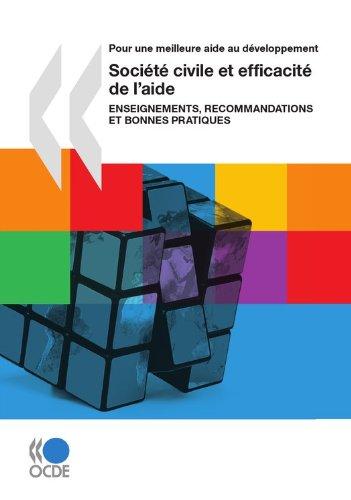 Société civile et efficacité de l'aide: Enseignements, recommandations et bonnes pratiques