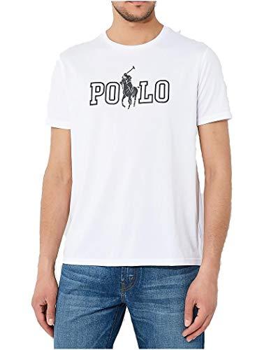 Ralph Lauren T-Shirt Herren XL White 710695630002-TXL