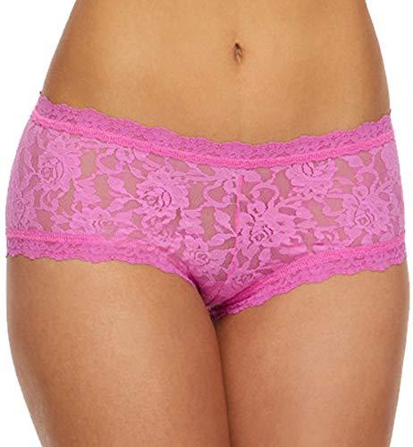 Hanky Panky Womens Bikini-höschen (Hanky Panky Womens Signature Lace Boyshort)