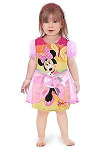 Ciao 11249.12-18 - Vestido de princesas Disney para bebé Minnie Rosa 12-18 mesi Rosa