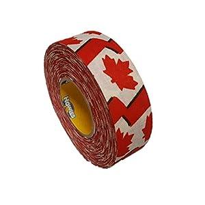 Schlägertape Profi Cloth Hockey Tape 25mm f. Eishockey Canadian Flag
