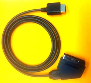 RGB SAM-PSRGB Scart Cable for PS1, PS2 & PS3
