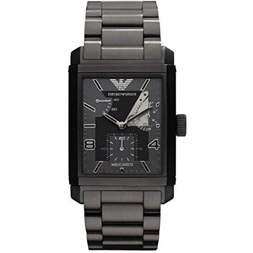 orologio meccanico uomo Emporio Armani elegante cod. AR4242