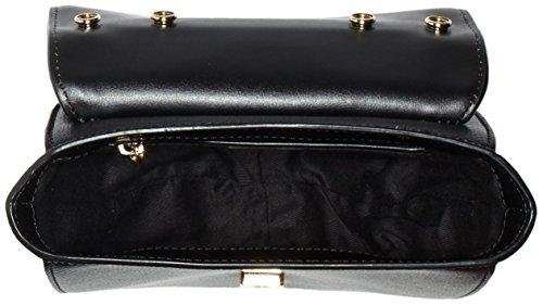 Cavalli - Incognito 002, Borse a Tracolla Donna Nero (Schwarz (Black 999))