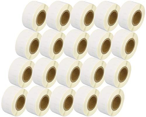 5 Rotoli 99019 S0722480 59mm x 190mm Etichette compatibili per Dymo LabelWriter 4XL 450 400 330 320 310 Twin Turbo Duo Seiko SLP 450 430 420 400 240 220 200 120 100 Pro Plus 110 Etichette per Rotolo