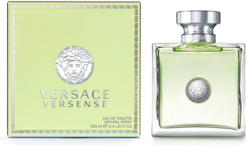 Damen 100 Ml Edt (GIANNI VERSACE Versace Versense EDT Vapo 100 ml)