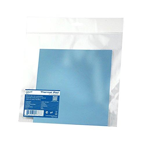 ARCTIC ACTPD00004A Pad termico a base di siliconi con conducibilità a 6,0 W/mK, 1 pezzo