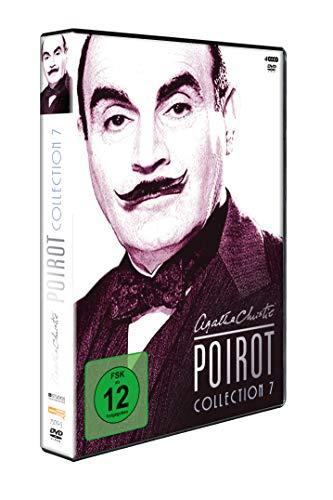 Agatha Christie - Poirot Collection 07 [4 DVDs]