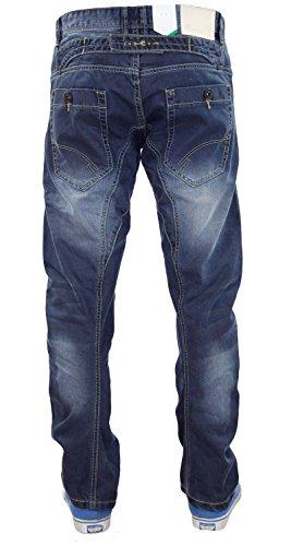 Crosshatch -  Jeans  - Uomo Dark Wash