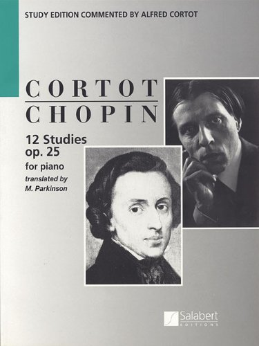 Chopin: 12 Studies for Piano, Op. 25 (Musical Expeditions)