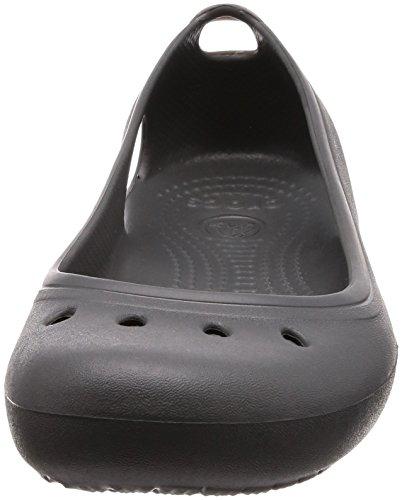crocs Damenschuhe - Ballerina Kadee - Slate Grey Slate Grey