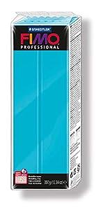Staedtler  8001-32  - Plastilina Fimo Professional, color turquesa, 350 g