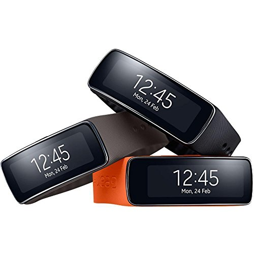 Samsung Gear Fit Smartwatch - 6