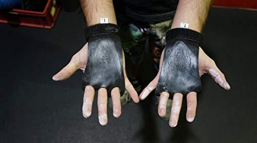 EMOM Fitness Spirit Animal Hand Grips - Kraft des Bären für Deine Pull ups und mehr by (S) (Fitness Animal)