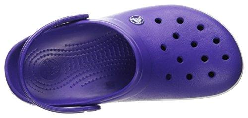 Crocs Crocband - Sabots - Mixte Adulte Violet (Ultraviolet/White)
