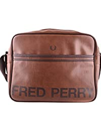 Fred Perry Homme MCBI128201O Marron Cuir Mallette