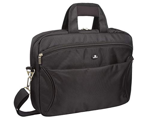 Case4Life 11,6 bis 13,3-Zoll gepolstert Messenger Bag / Tasche für Acer Aspire E3-112, ES1-111M, ES1-311, V3-331, V3-111P, V3-112P, V5-122P, V5-123, V5-123P, R13, R7-371T, S3, S7, Chromebook 13, Chromebook, C720, C720P, Switch 11 - Lebenslange-Garantie
