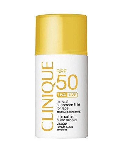 Clinique SPF 50 Mineral Sunscreen Fluid For Face crema de...