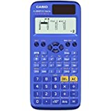 Casio fx-85spxii-bu-s-eh–Calculatrice scientifique, 13.8x 77x 165,5mm, couleur bleu