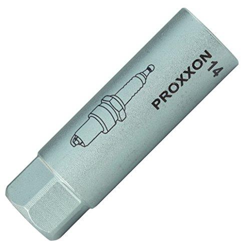 """PROXXON 23553 Zündkerzen Nuss mit TPR Einlage 14mm Antrieb 10mm(3/8"""")"""