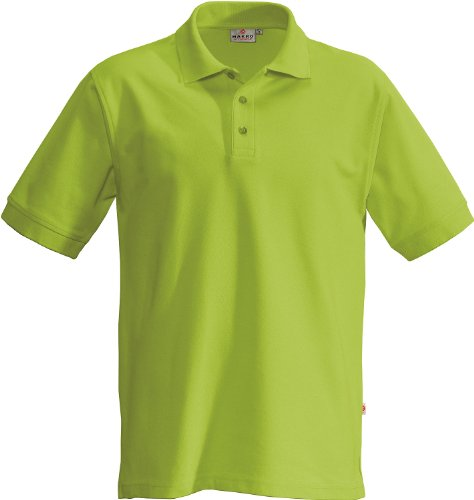 "HAKRO Polo-Shirt ""Performance"" - 816 - kiwi - Größe: 5XL"