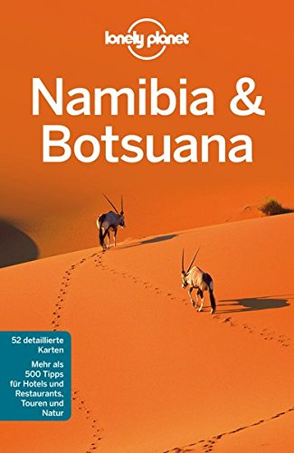Lonely Planet Reiseführer Namibia,