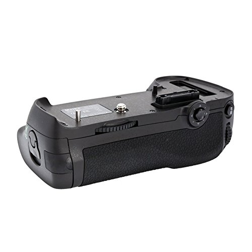 Meike Vertikaler Batteriegriff für Nikon D800 D810 D800E D810A DSLR Kamera Ersatz für Nikon MB-D12 Kompatibel mit EN-EL15 Batterien -