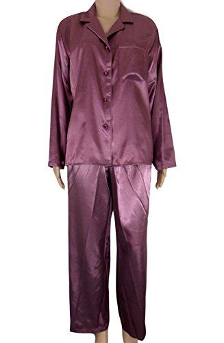 Strawberry Hill Cottage - Ensemble de pyjama - Femme Prune