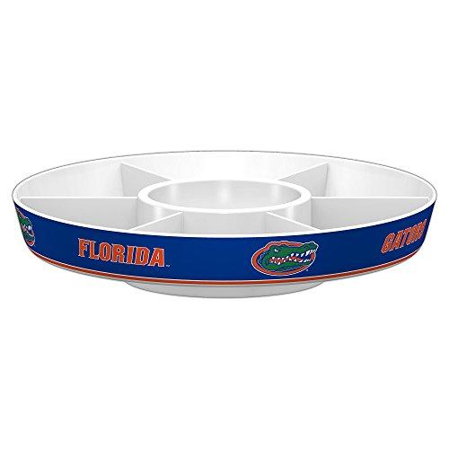 Fremont Die NCAA Unisex NCAA Party Platte, Unisex, 57118, Florida Gators, 14.5