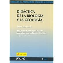 Didáctica de la biología y la geología