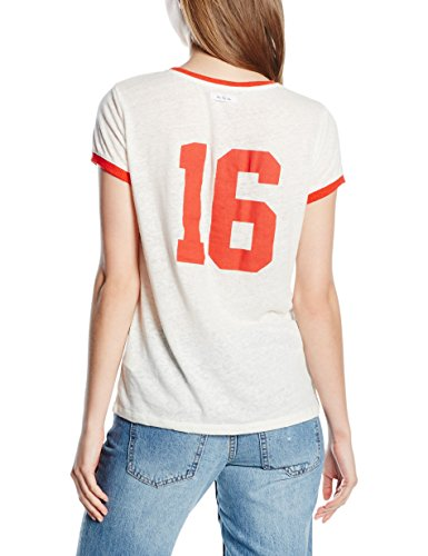 The Hip Tee Damen T-Shirt Ardo Weiß (Hip White)
