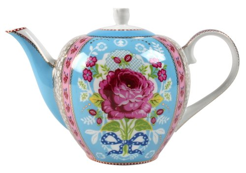 Tea Pot Teekanne Blau 1,6 l PiP