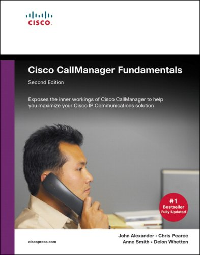 Cisco CallManager Fundamentals: A Cisco AVVID Solution (Cisco Core) por Chris Pearce