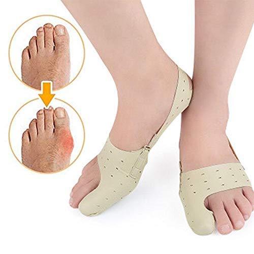 Oddity ultra-sottile unisex luce traspirante giorno e notte big feet thumb toe cintura elasticizzata per alluce valgo corrector alluce valgo cura