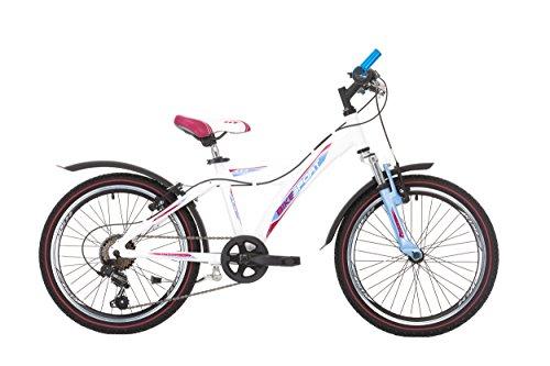 BIKE SPORT LIVE ACTIVE 20 Zoll Bikesport Fly Junge Mädchen Fahrrad Kinderrad 7-13 Jahre Shimano 6 Gang