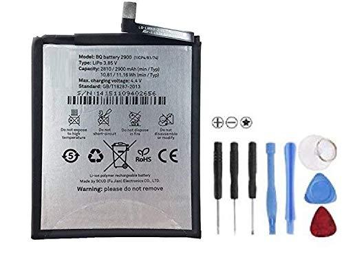 Theoutlettablet Batería Bq Aquaris X5-2900mah + Herramientas