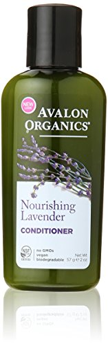 Avalon Organics Conditioner, Nourishing Lavender, 2 Ounce by Avalon Organics