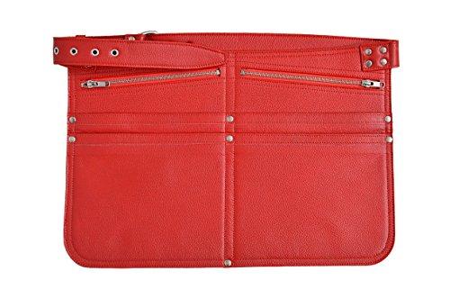 Smart range da uomo jeans pantaloni Rosso - Rosso