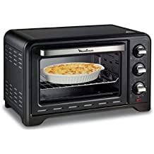 Horno Eléctrico, 19 L 1600W Color Negro-Moulinex OPTIMO 19L OX4448