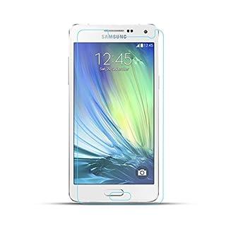 Moozy Gehärtetem Glas Extreeme Shock Displayschutzfolie Schutzglas Hartglas für Samsung A300 Galaxy A3