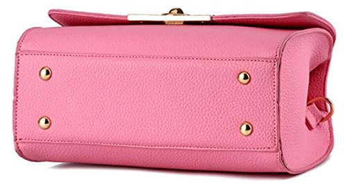 Mme Petit Parfumé Wind PU Sac à Main red